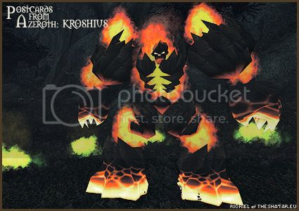 PostcardsFromAzeroth.com: Kroshius