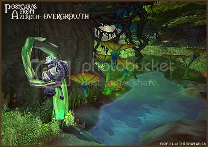 PostcardsFromAzeroth.com: Overgrowth